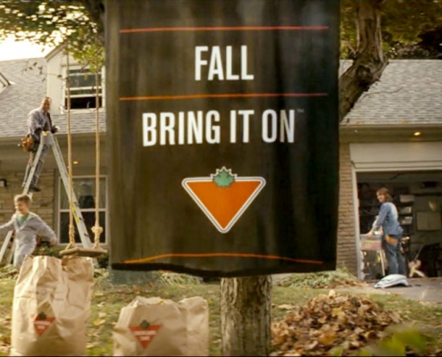 Canadian Tire - Fall For Family